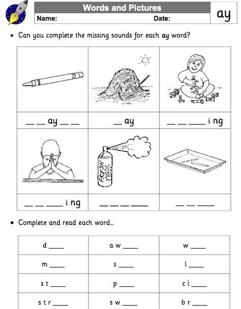 ai spelling pattern worksheets ay spelling words descargardropbox