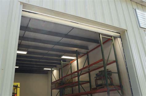Garage Door Gap The Wandering Axeman Sealing Gaps In Gap At Top Of Garage Door