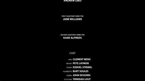 پروژه پریمیر موشن عناوین فیلم Film Credits Kit مغزابزار Premiere Pro Credits Template Free