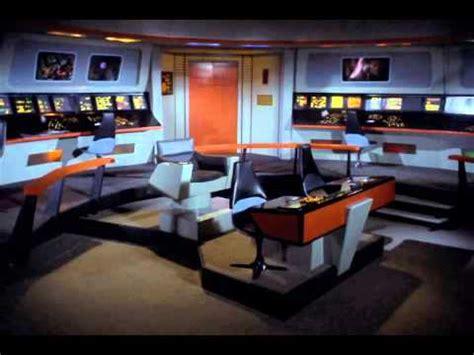 star trek tos uss enterprise bridge background ambience