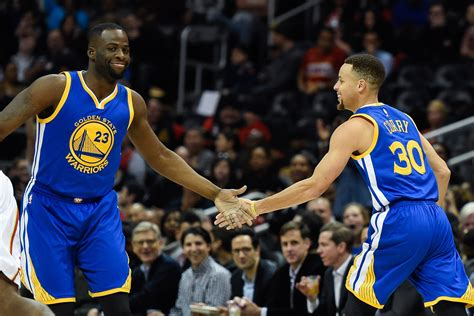 nba golden state warriors draymond green won t stop dumping water on steph curry