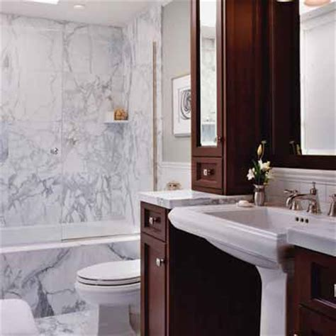 small spa retreat  big ideas  small bathrooms