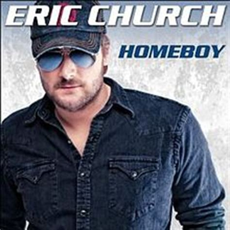 homeboy eric church song