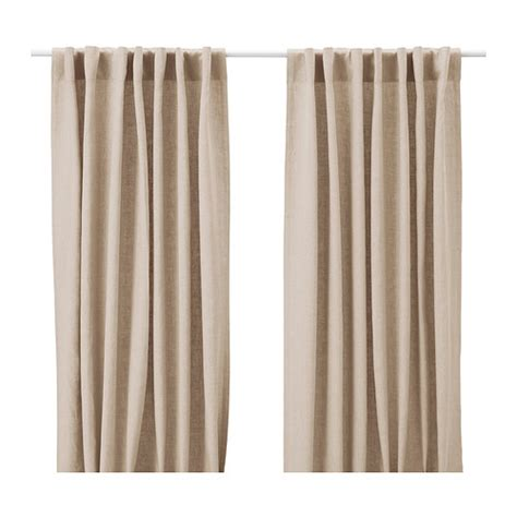 ikea drapes aina curtains 1 pair ikea