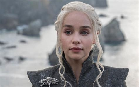 actress game of thrones dragon queen who is daenerys targaryen and who is emilia clarke the