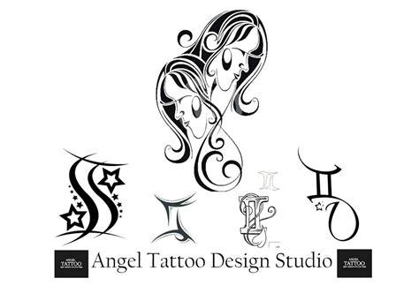 gemini sleeve tattoo designs zodiac sign and designs sun sign tattoos