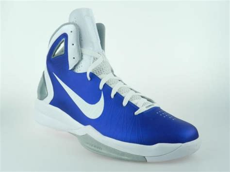 basketball shoes size 15 nike hyperdunk 2010 tb mens blue white flywire basketball