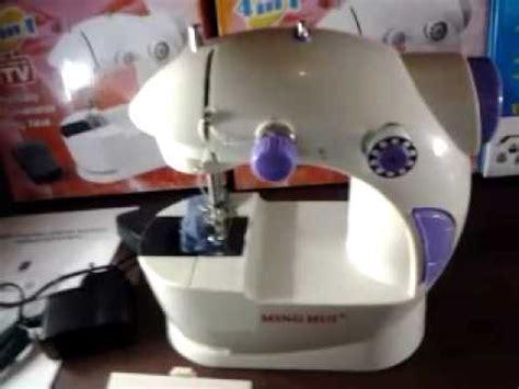 Istimewaa Mesin Jahit 4 In 1 Sewing Machine Fhsm 201 Baruu mesin jahit mini mini sewing machine minghui