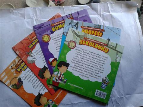 Buku Kitab Belajar Dan Bermain Huruf Hijaiyah Perisai Quran buku anak asyiknya berbahasa arab mengenal kosa kata bahasa arab