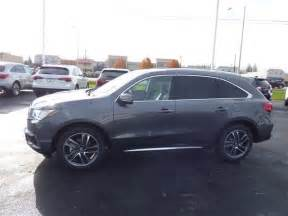 Fort Wayne Acura 2017 Acura Mdx Sh Awd With Advance Package Fort Wayne In