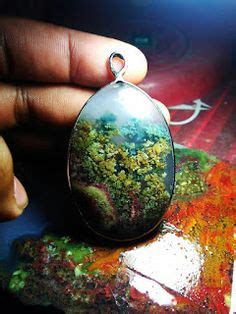 Senter Batu Akik Tipe Aa 1000 images about other worlds on moss agate agates and indonesia