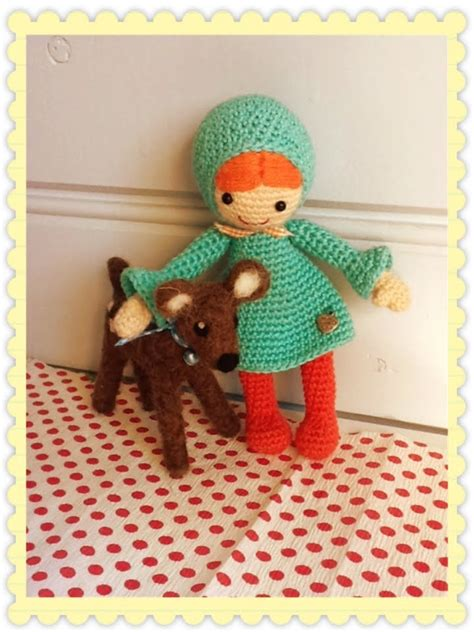 Bac A 5791 by 427 Best Images About Amigurumi Dolls Small On
