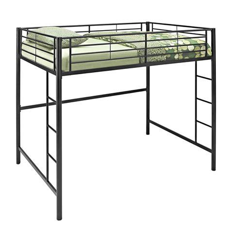 Bunk Bed Metal Metal Loft Bunk Bed In Bunk Beds