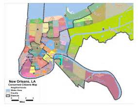 Sections Of New Orleans by Field Report Vista Leader Tulane Vista