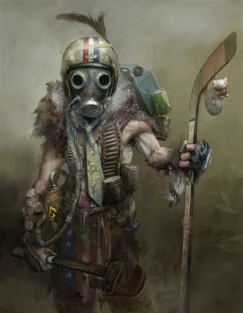 #Illustration #Cyberpunk, Retro Futurism, Post apocalyptic