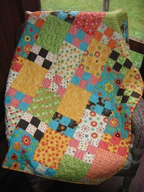 Easy Quilt Patterns For Beginners by Pdf Quilt Pattern Easy And Beginner Pattern 5