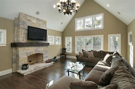 family room with sectional and fireplace 47 luxury family room design ideas pictures