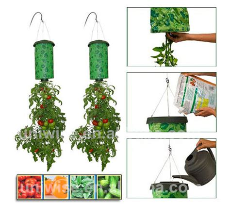 Hanging Pepper Planter by As Seen On Tv Tomato Planter Pepper