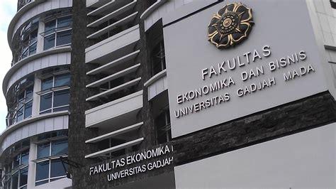 Ekonomika Indonesia portal sekolah vokasi ekonomi terapan universitas gadjah