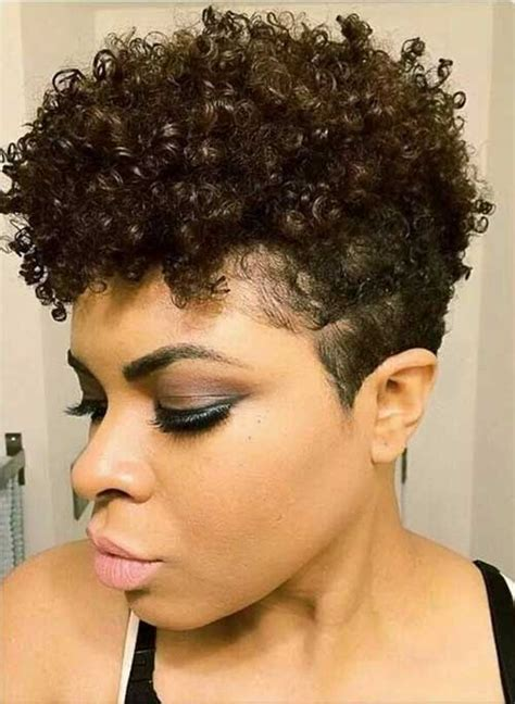 natural hairstyles cut 15 best short natural hairstyles for black women short
