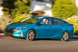 Toyota Prius 2017 Toyota Prius Prime Drive