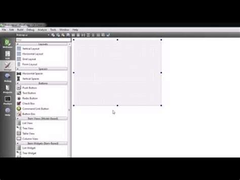 qt video tutorial youtube c gui with qt tutorial 9 creating a useful program