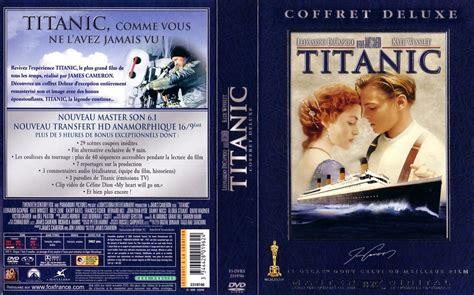 film titanic résumé en anglais dvdpascher critique 224 la loupe titanic coffret