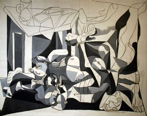 pablo picasso unfinished paintings pablo picasso 1944 45 the charnel house from moma at new