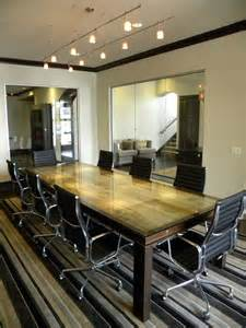Metal Conference Table Custom Steel Conference Table By Ironcraft Custommade