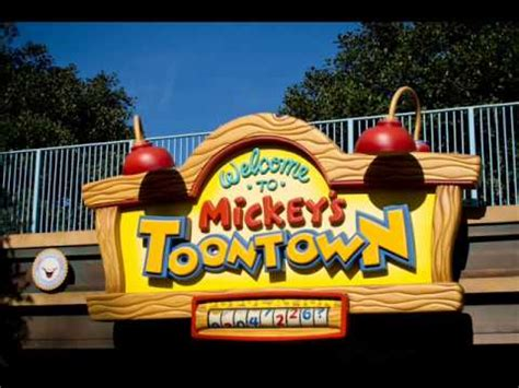 welcome casa trani mickey s toontown area new tracks
