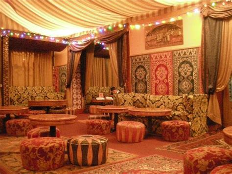Over The Hill Decorations Nice Decor Picture Of Marrakesh Moroccan Restaurant