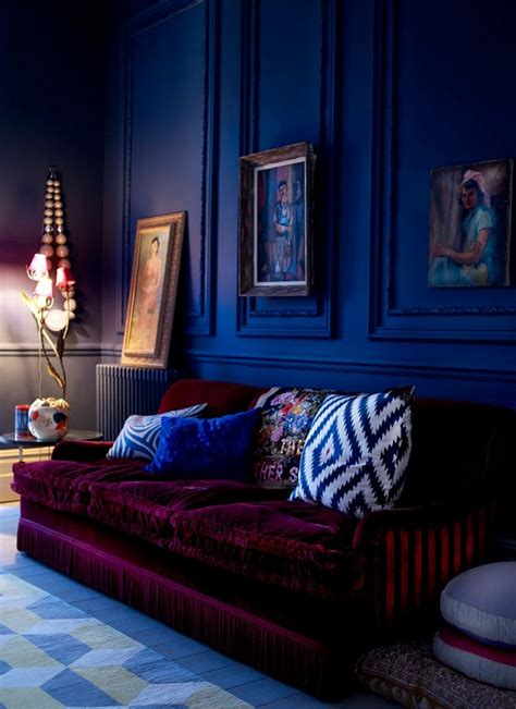 blue room ideas back to classic how to get a interior design in blue