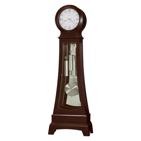 grandfather clock howard miller 611 166 gerhard grandfather clock grandfather floor clocks at hayneedle