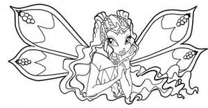 musa harmonic nebula winx club coloring pages batch coloring