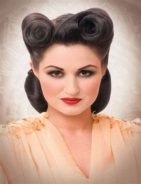 Rockabilly Pin Up Hairstyles by Pinup Hairstyles Hairstyle 2013