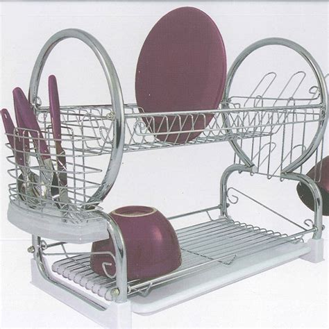 Dish Rack 2 Tier by Two Tier Dish Rack Harry Corry Limited