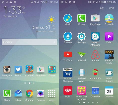 touchwiz on the galaxy s6 is no longer worth hating greenbot