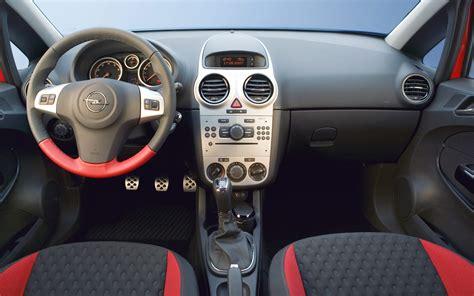 opel corsa 2007 interior opel zafira interior pictures image 14