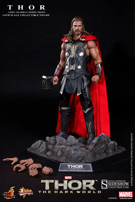 Mainan Light Avenger Thor new thor collectibles figure from toys sideshow