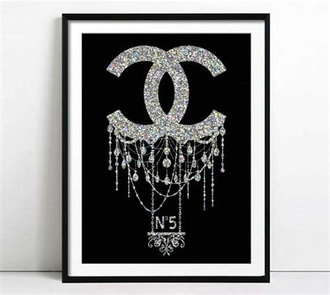 Wall Decor L Printed Poster L Poster Kayu L Mini Poster For 24 25 best ideas about chanel wall on chanel
