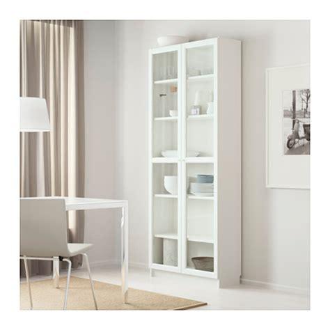 librerie bianche ikea billy oxberg bookcase white 80x202x30 cm ikea
