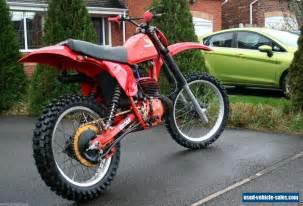Honda 250 Dirt Bike 1979 Honda Cr 250 For Sale In The United Kingdom
