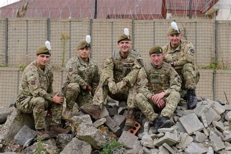 third tour preparing for another tour of duty flames of war welsh troops prepare for final tour of duty in afghanistan