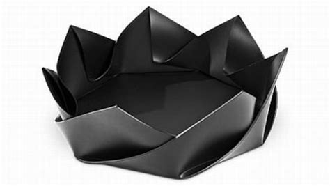 How To Fold A Paper Bowl - these gorgeous origami bowls will bowl you designbuzz