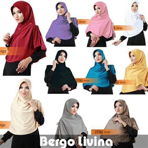 Livina Pink Jersey jual harga jilbab bergo livina premium zero2fifty