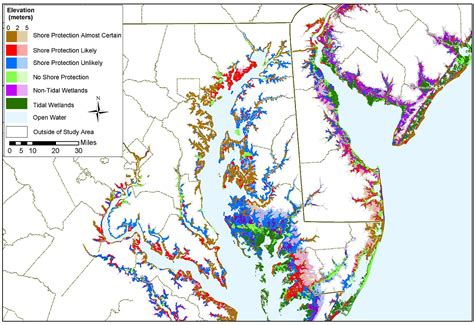 maryland flood map adapting to global warming