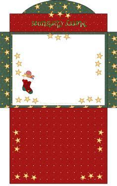 printable christmas envelope templates printable christmas envelopes happy holidays