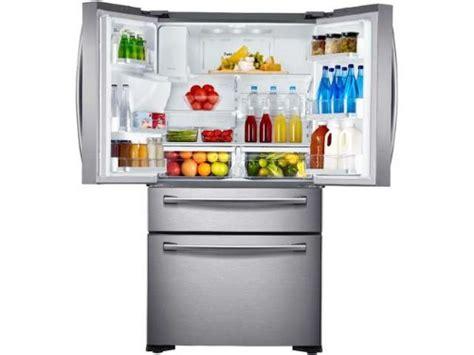 Samsung 4 Drawer Refrigerator by Samsung 24 Cu Ft Counter Depth 4 Door Refrigerator W