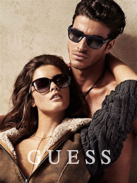 Models Booked For Fall 2008 Ad Caigns by Guess Accessories Le Book