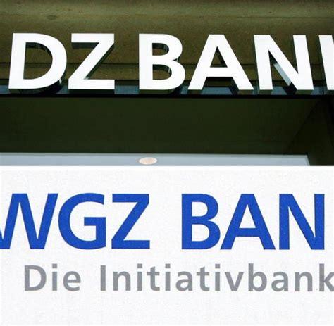 dz bank fonds nach fusion mit wgz dz bank nach fusion mit wgz erneut